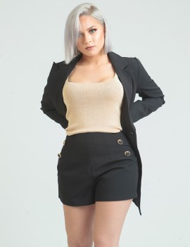 Evon Paris - Short tailleur