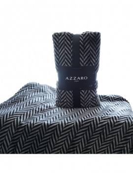Azzaro - Plaid Réversible...