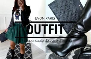 Evon Paris X Blachette