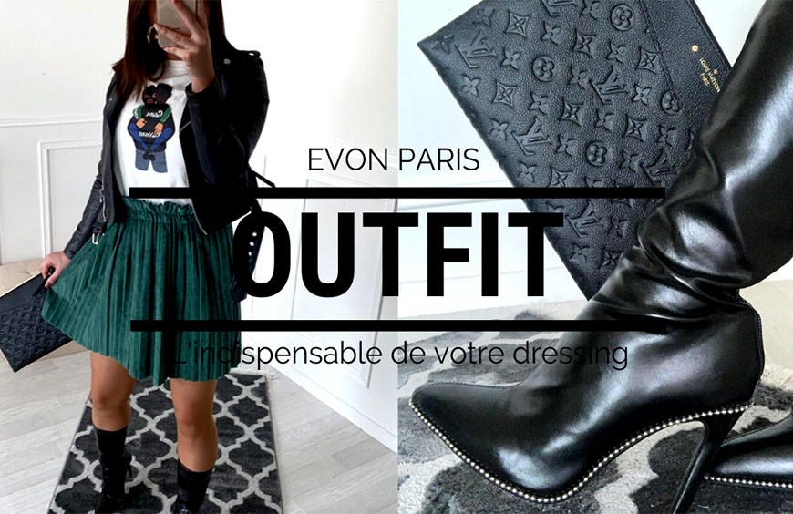 Evon Paris X Blachette